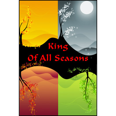King of All Seasons by Mephysto Magick Studio - Trick