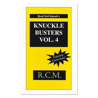 Knuckle Busters # 4 - McClintock - Libro de Magia