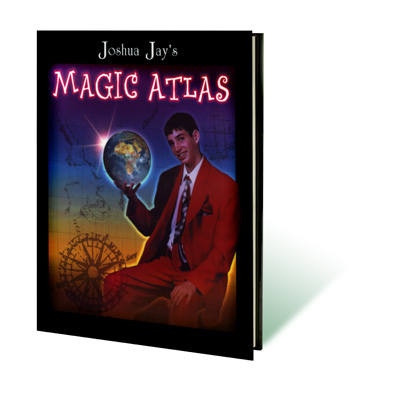 Magic Atlas - Joshua Jay - Libro de Magia