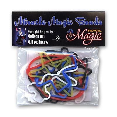Miracle Magic Bandz - Glen Cheliu