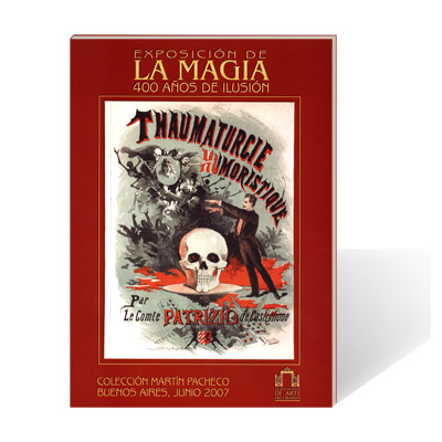 Magic Exhibition (LA MAGIA) - Libro de Magia