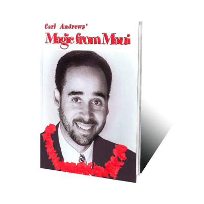 Maui Book Carl Andrews