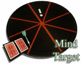 Mind Target(DART & DARTBOARD)trick Erez Moshe