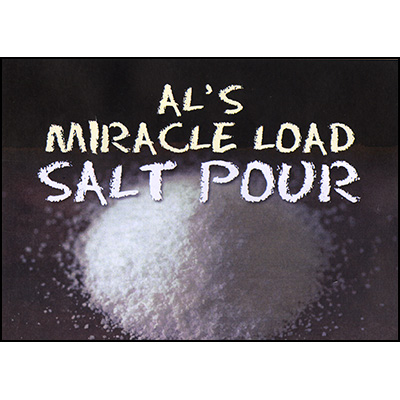 Al's Miracle Salt Pour by Martin Breese - Trick