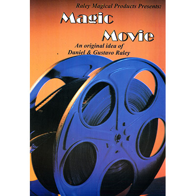 Movie Magic (with DVD)by Gustavo Raley - Trick