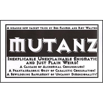 Mutanz - Bob Farmer