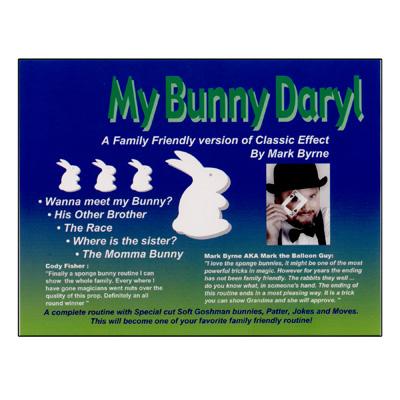 My Bunny Daryl - Mark Byrne