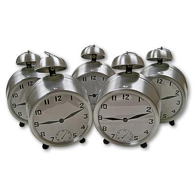 Nest of Clocks by Morrissey Magic - Trick