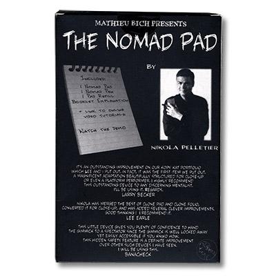 The Nomad Pad by Nikola Pelletier & Mathieu Bich - Trick