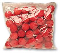 Nariz de Payaso 1.5 pulgadas (50 Piezas)