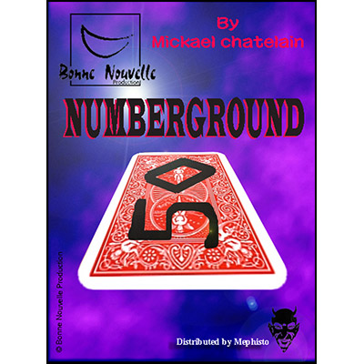 Numberground by Mickael Chatelain - Trick