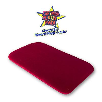 Small Plush Pad (Rojo) Sin Bolso- Hampel Magic Center