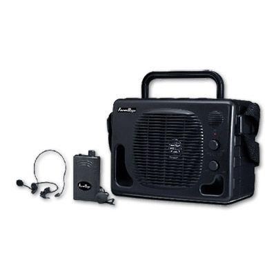 Portable Wireless P A System Version 2 by Florida Magic - Trick