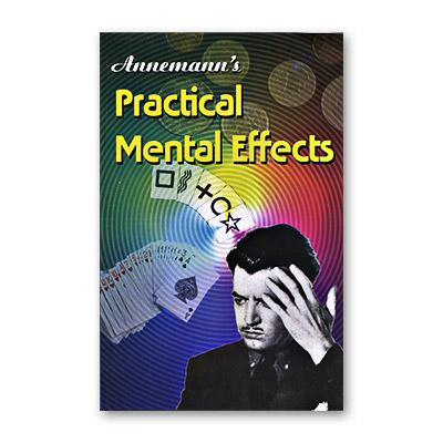 Practical Mental Effects - Theo Anneman & D. Robbins - Libro