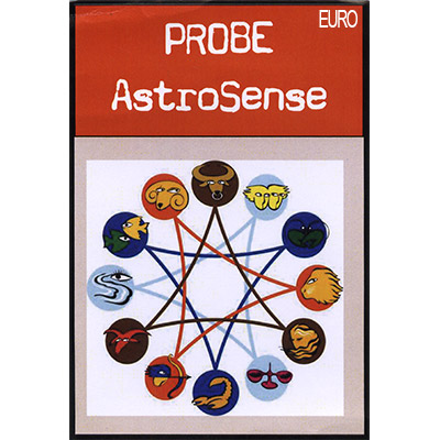 Optional Cards for Probe (Astrosense, Euro in Color 12 cards) - Trick