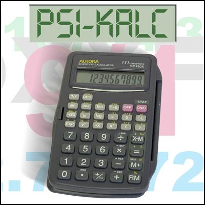 Psi-Kalc by Banachek and Gene Protas - Trick