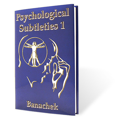 Psychological Subtleties 1 (PS1) - Banachek - Libro