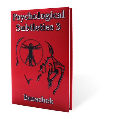 Psychological Subtleties 3 (PS3) - Banachek - Libro