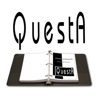 Questa (Q and A System) by Docc Hilford - Trick
