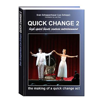Quick Change Book Vol. 2 - Lex Schoppi - Sven Schoppenhauer - Libro