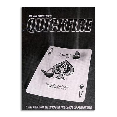 Quickfire - David Forrest - Libro de Magia
