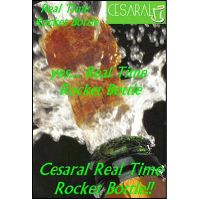 Cesaral Real Time Rocket Bottle - Cesaral