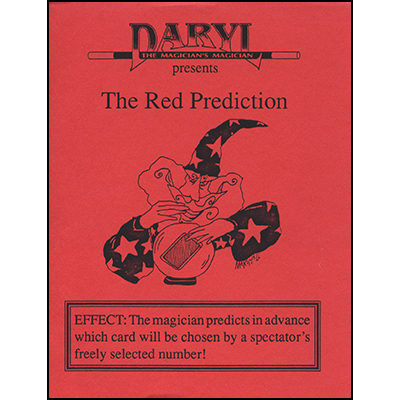 The Red Prediction - Daryl