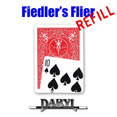 Repuesto para Fiedler's Flier (10S - Rojo) - Daryl