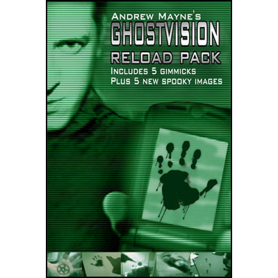 Ghost Vision Reload #1  - Andrew Mayne