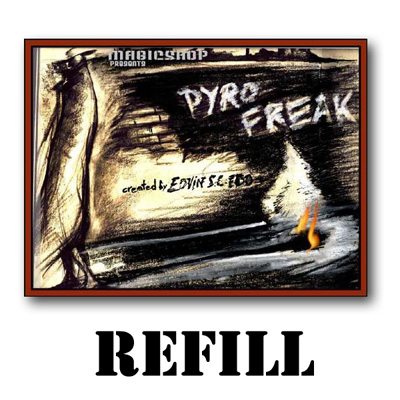 PYRO-FREAK Re-Fill