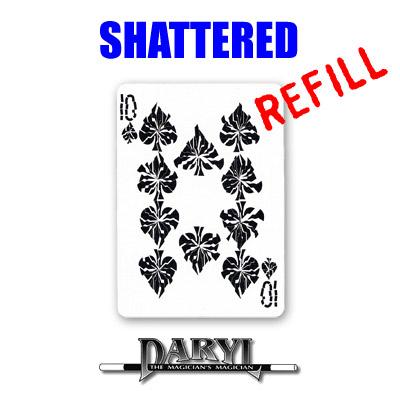 Repuesto para Shattered (Rojo) - Daryl