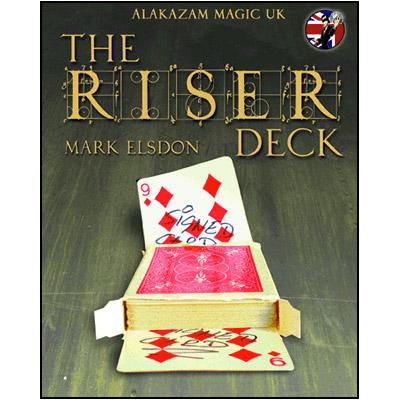 Riser Deck (Azul) - Mark Elsdon