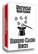 Rising Card Deck (Rojo)