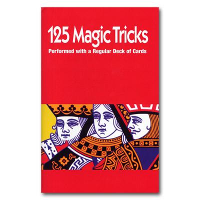 125 Trucos de Magia con Cartas - Libro