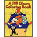 3 Way Coloring Book - Clown - Trick
