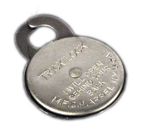 Bashful Lock