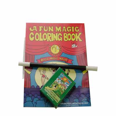 Coloring Book Kit