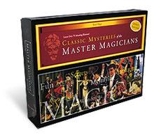 Trucos de Magia Clasicos - Set para Magos