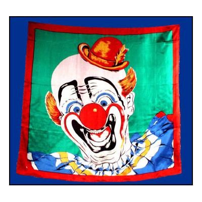 Seda - 36 pulgadas Happy Clown - Royal