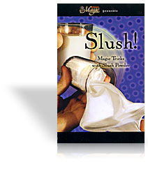 Sorprendentes Trucos con Slush Powder - Libro