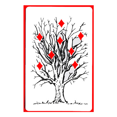Tree de Diamantes Cards - Royal Magic