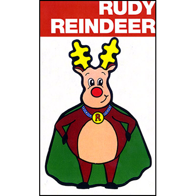 Rudy Reindeer - SPS Publications