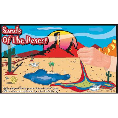 Sands of Desert - Truco de Trucos de Magia con Arena