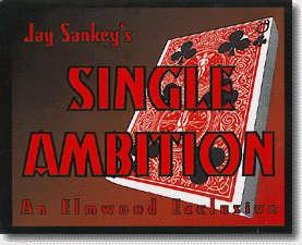 Single Ambition trick Sankey