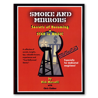 Smoke & Mirrors - Rick Marcelli - Libro de Magia