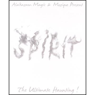 Spirit (Azul) - Mozique y Alakazam