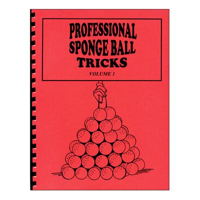 Sponge Ball Book # 1