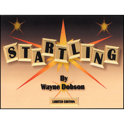 Startling by Wayne Dobson - Trick