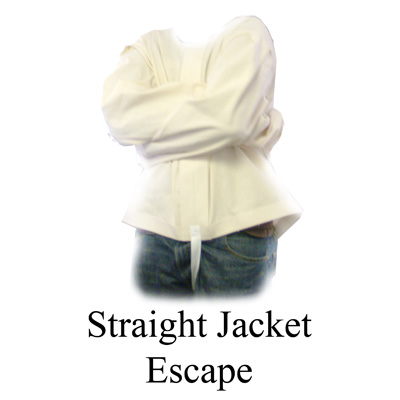 Straight Jacket Escape - Ronjo Magic