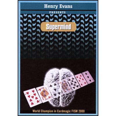 Supermind - Henry Evans